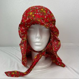 Old Fashioned Hand Made Sun Bonnet